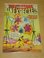 TALES OF THE UNEXPECTED #62 FN (6.0) DC COMICS JUNE 1961 **