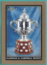 2006-07 Beehive GOLD Card #CCT of the Clarence S. Campbell Trophy