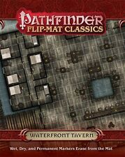 Pathfinder Flip-Mat: PRESALE Waterfront Tavern paizo New