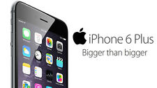 New Apple iPhone 6 Plus - 64 GB - Space Gray - BRAND NEW - Imported - Warranty