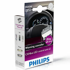 Philips Canbus Control Unit / Warning Canceller For LED Lamps (Twin Pack)