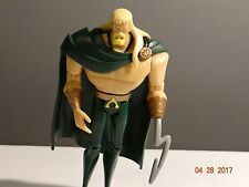 Justice League Unlimited: The Animated Series: JLU: Aquaman with cape loose