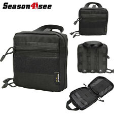 Tactical Military EDC Molle Utility Tool Bag Medical First Aid Pouch Bag 1000D