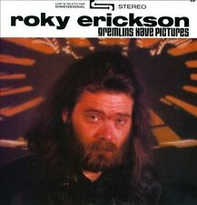 Gremlins Have Pictures by Roky Erickson (CD, Sep-2013, Light in the Attic...
