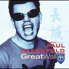 Great Wall by Paul Oakenfold (CD, Sep-2003, 2 Discs, Sire)