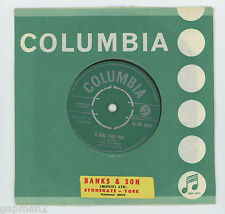 Cliff Richard & The Shadows 1961 Columbia 45rpm A Girl Like You / Now's The Time