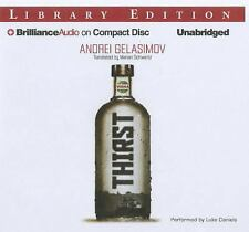 Thirst by Andrei Gelasimov Compact Disc Book (English) Free Shipping