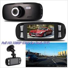 DC12V 2.7'' Full HD 1080P Car Off-Road G1W DVR Video Recorder Camera Tachograph