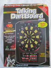EXCALIBUR ELECTRONIC TALKING DART BOARD PRO