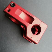 Stolen Clutch bmx stem front load Red custom profile 1 1/8 S&M sunday