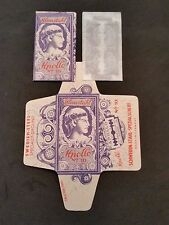Vintage Razor Blade and Wrapper 'Apollo No 10'