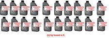 (GP:3,44€/L) 20x 1 Ltr 10W40 DBV Leichtlauf-Motorenöl teilsynthetisch VW MB 20 L