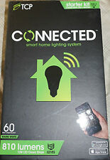 TCP Connected Smart Home LED Lighting Kit / B22/BC. / 2 PACK. SCREW FITTING