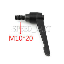 Machinery M10 x 20mm Threaded Knob Adjustable Handle Clamping Lever