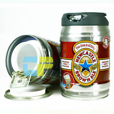 Beer Keg 5L Liter Newcastle Diversion Hide Security Secret Safe Stash