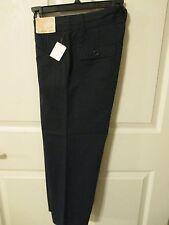 NWT - TU Brand ladies capris - sz 8 - Blue - Front & rear pockets - 100% cotton