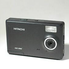 Hitachi HDC-991EP 9.0MP Digital Camera - Black
