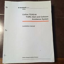 Collins TCAS-94 System Install Manual