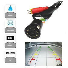170° Waterproof Night Vision Car Reverse Backup Camera Rear View Parking Cam