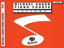 Michael Aaron Piano Course Lessons: Primer by Aaron, Michael