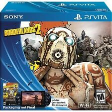 -/*BRAND NEW*- PlayStation Vita (Wi-Fi) Borderlands 2 Limited Edition Bundle!