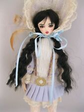 OOAK Secret Garden Gretel Obitsu ART DOLL joint Body Victorian size dollfie bjd