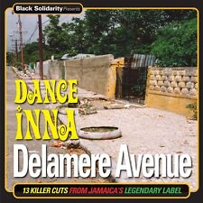 Dance Inna Delamere Avenue Black Solidarity Label: 13 killer cuts VINILE LP NUOVO
