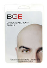 BGE Small Beige Latex Bald Cap Child Handmade Unisex Made in USA