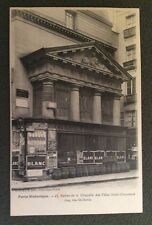 CPA. PARIS HISTORIQUE. 41. Chapelle des Filles Saint-Chaumont. 224 Rue St Denis