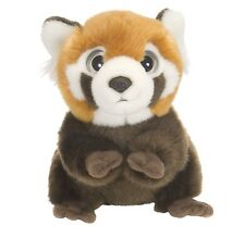 "Wild Republic Wild Watchers 7"" / 18cm Red Panda Soft Toy Cuddly Teddy 88758"