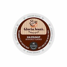 Gloria Jean's Hazelnut Coffee Keurig K-Cups 96-Count