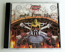 Satan's Host - Metal From Hell (CD, Old Metal Records, 2004)