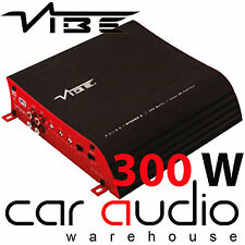 VIBE PULSE 2 300 Watts 2 Channel Bridgeable Car Audio Amp Amplifier