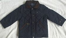 New Ralph Lauren Boys Diamond-Quilted Jacket 7T/7Y