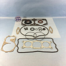 FULL GASKET KIT 08-10 POLARIS 800 CFI RMK RUSH PRO EDGE IQ CRANK SEALS DRAGON 09