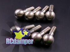 STEEL PILLOW BALL TRAXXAS 1/10 T-MAXX 2.5 3.3 E-MAXX KNUCKLE 4909 4907 4908 3908