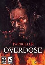 Painkiller: Overdose, New Pc Video Games