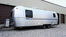 RARE 1997 AIRSTREAM SAFARI TRAVEL TRAILER; 25 FEET, REAR BEDROOM