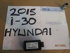 2015 HYUNDAI I30 1.6 CRDI ONLY 1000 MILES TIRE PRESSURE MONITOR ECU 95800-A5110