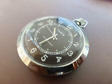Ruhla @ frackuhr funcionan reloj de bolsillo @ antimagnetic @ vintage RDA