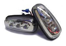 Vauxhall Zafira A 99-05 LED Full Chrome Side Repeaters Indicators Blinkers