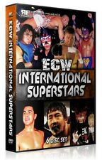 ECW International Stars DVD-R Set, Wrestling Rey Mysterio Tajiri Super Crazy WWE