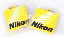 NIKON KEY CHAINS, SET OF 2