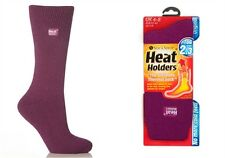 Thermal Ladies 1 Paio Caldo Per L'inverno Heat Holders Calze 4-8 uk Profonda