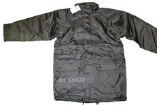 Men Prima Work Full Length Parka Coat WATERPROOF Navy Blue Quilted Size 4XL - B3