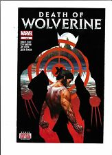 "Death Of Wolverine No.1  : 2014 :   : ""The End"" Pt.1 :"