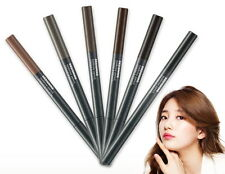 TheFaceShop Designing Eyebrow Pencil #02 Gray Brown, Grey Eye Brow Auto Pencil