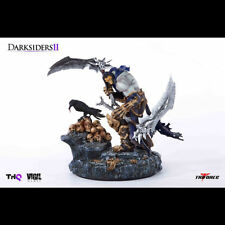 Darksiders 2 Death Statue (Lights Up) VERY RARE Mint In Box