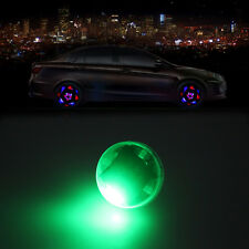 13 Mode Solar Energy LED Car Auto Flash Wheel Tire Valve Cap Neon Light Lamp New