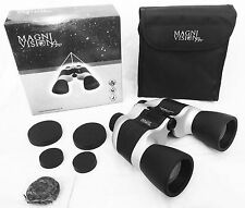 10x50 Premium MagniVisionPro Binoculars - General All Round Use - BaK4 Prisms